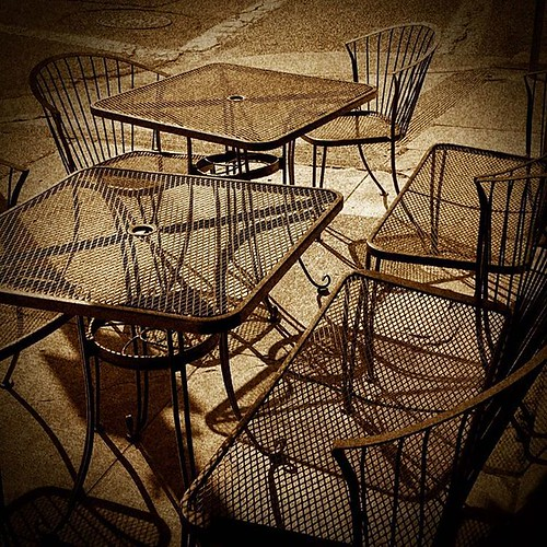 Tables & Chairs | by mikemaginot