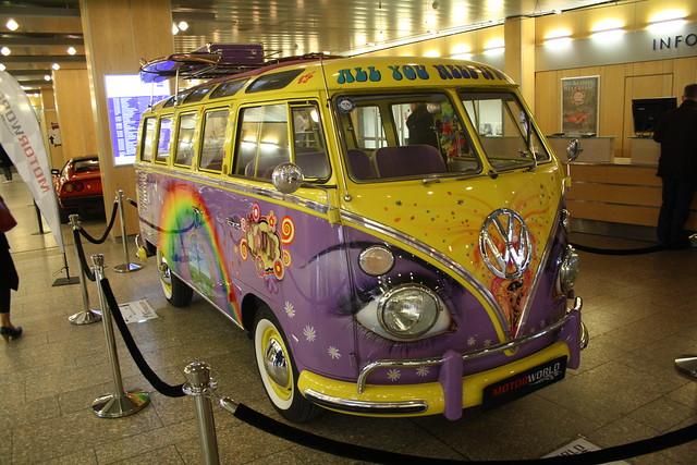 VW Typ 2 Sambabus
