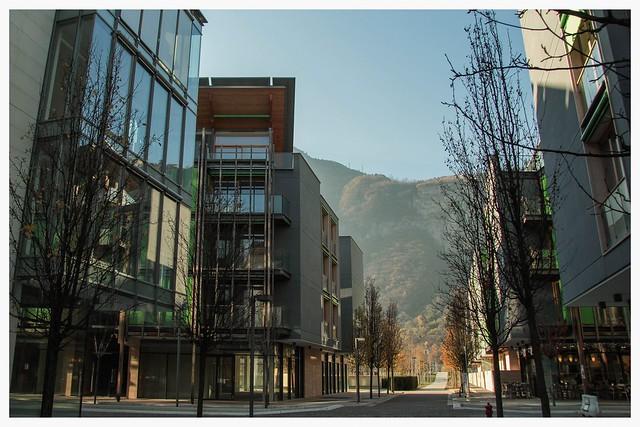 Architecture in Trento