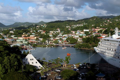Castries Cruise Port | by Prayitno / Thank you for (12 millions +) view