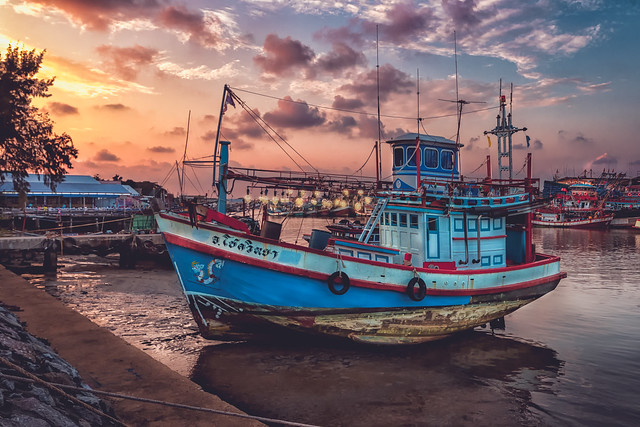 Rayong Harbour