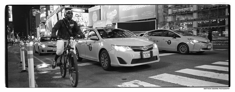 Hasselblad XPan Street Photography