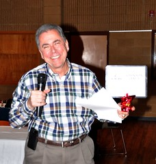 Casino Night Chairman  (April 9th) Scott Tarkenton reminded members that the date is coming-up quickly.