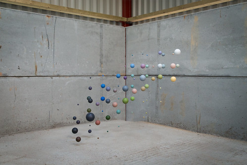 Atomised – 4) The installation