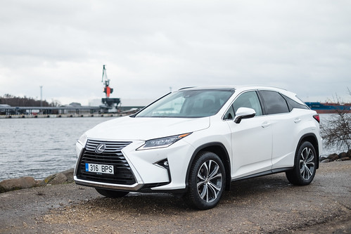 Lexus RX 2016 | by Janitors