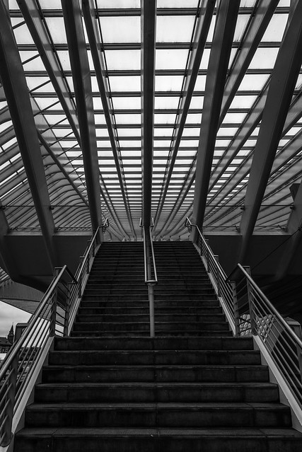 Stairway to Architectural Heaven