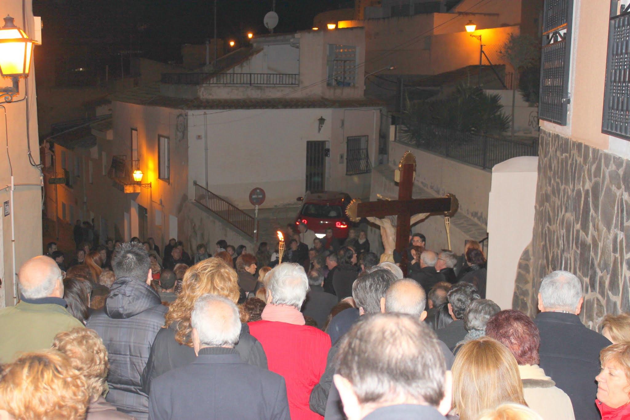 (2013-03-22) - IV Vía Crucis nocturno - Javier Romero Ripoll (19)