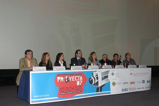 Proyecta 2007