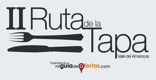 Logo II Ruta de la Tapa | by alvaro_perez19