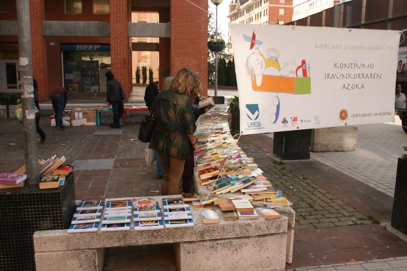 XII. Kontsumo Iraunkorraren Azoka / Mercado de Objetos en Desuso