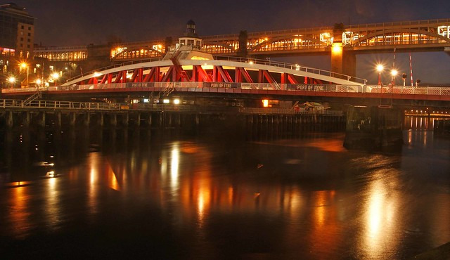The warmth of Tyneside