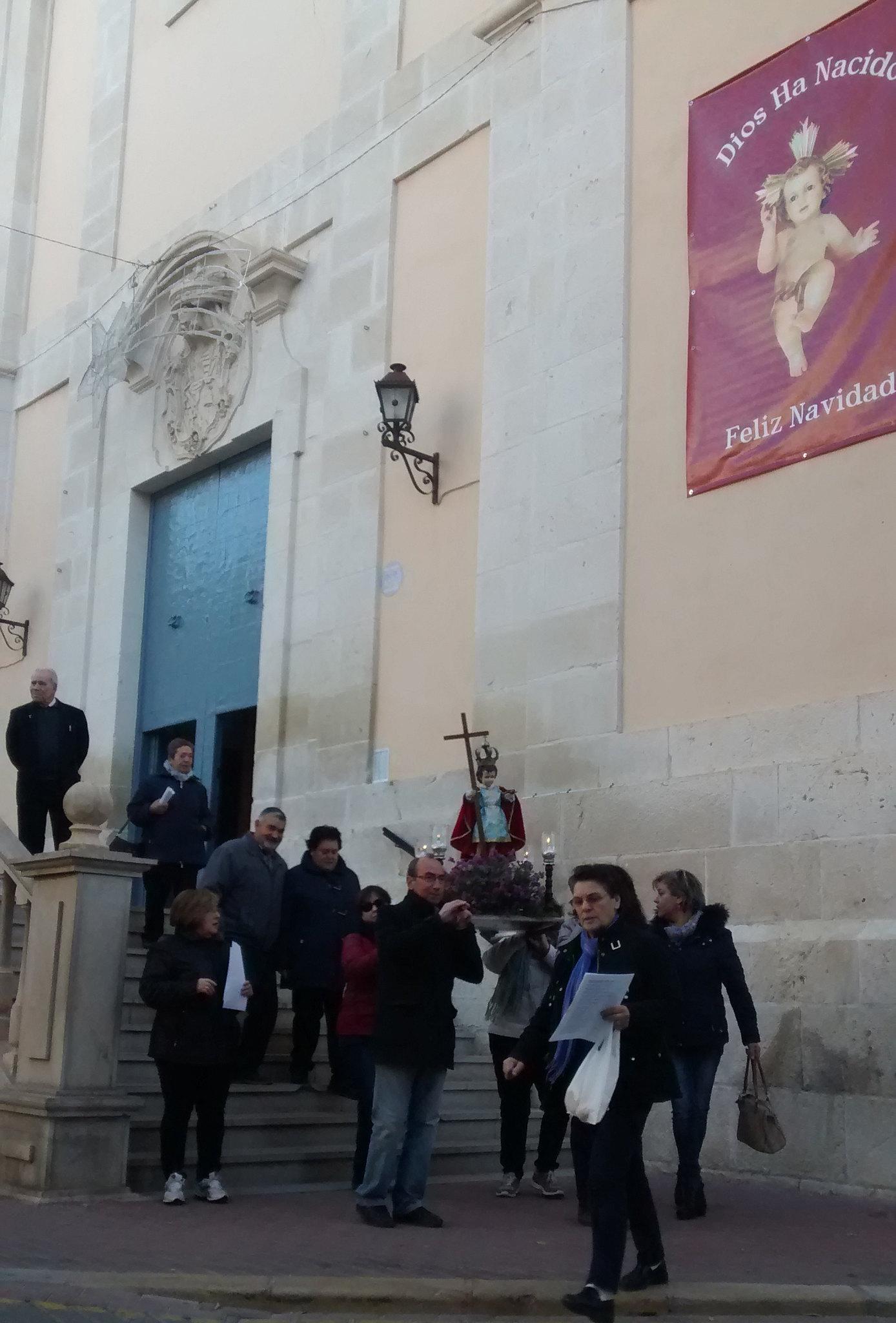 (2015-12-19) - Peregrinación 5 lugares de Culto de Petrer - José Vicente Romero Ripoll (18)