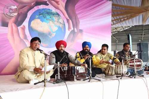 Devotional song by Prem Sagar from Patiala