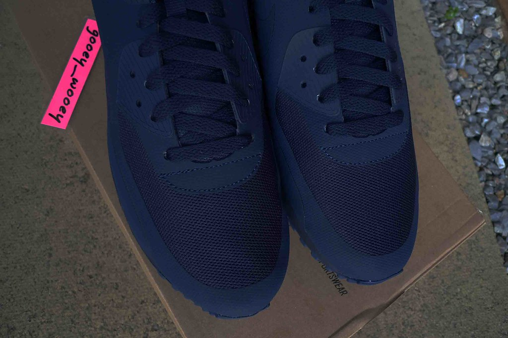 528b7fd3 ... Nike Air Max 90 Hyperfuse QS 'Independence Day - Midnight Navy' (613841  440