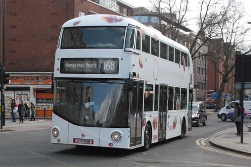 Metroline LT658 | by peterolding