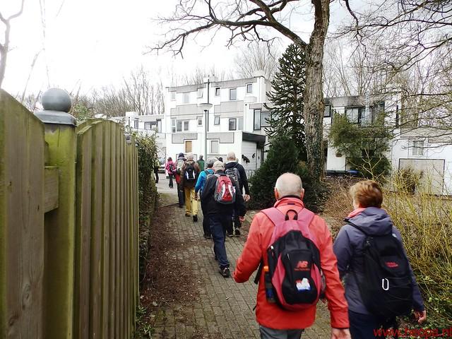 2016-03-23 stads en landtocht  Dordrecht            24.3 Km  (137)