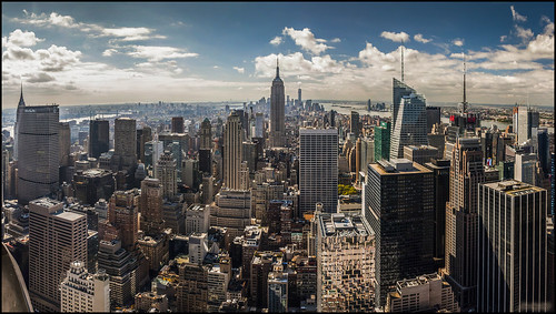 Panorámica de Manhattan | by JuandeCT