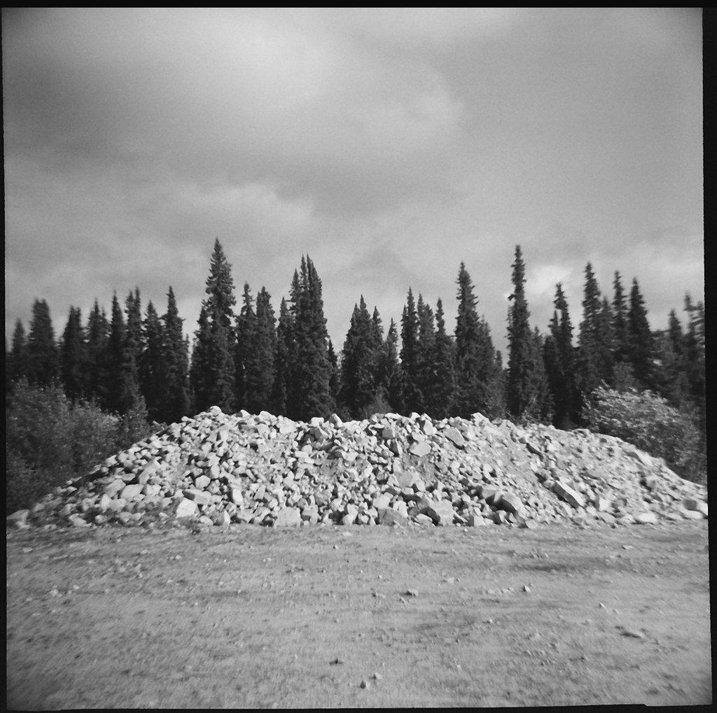 Granite Tors Quarry | Chena River State Recreation Area, Ala