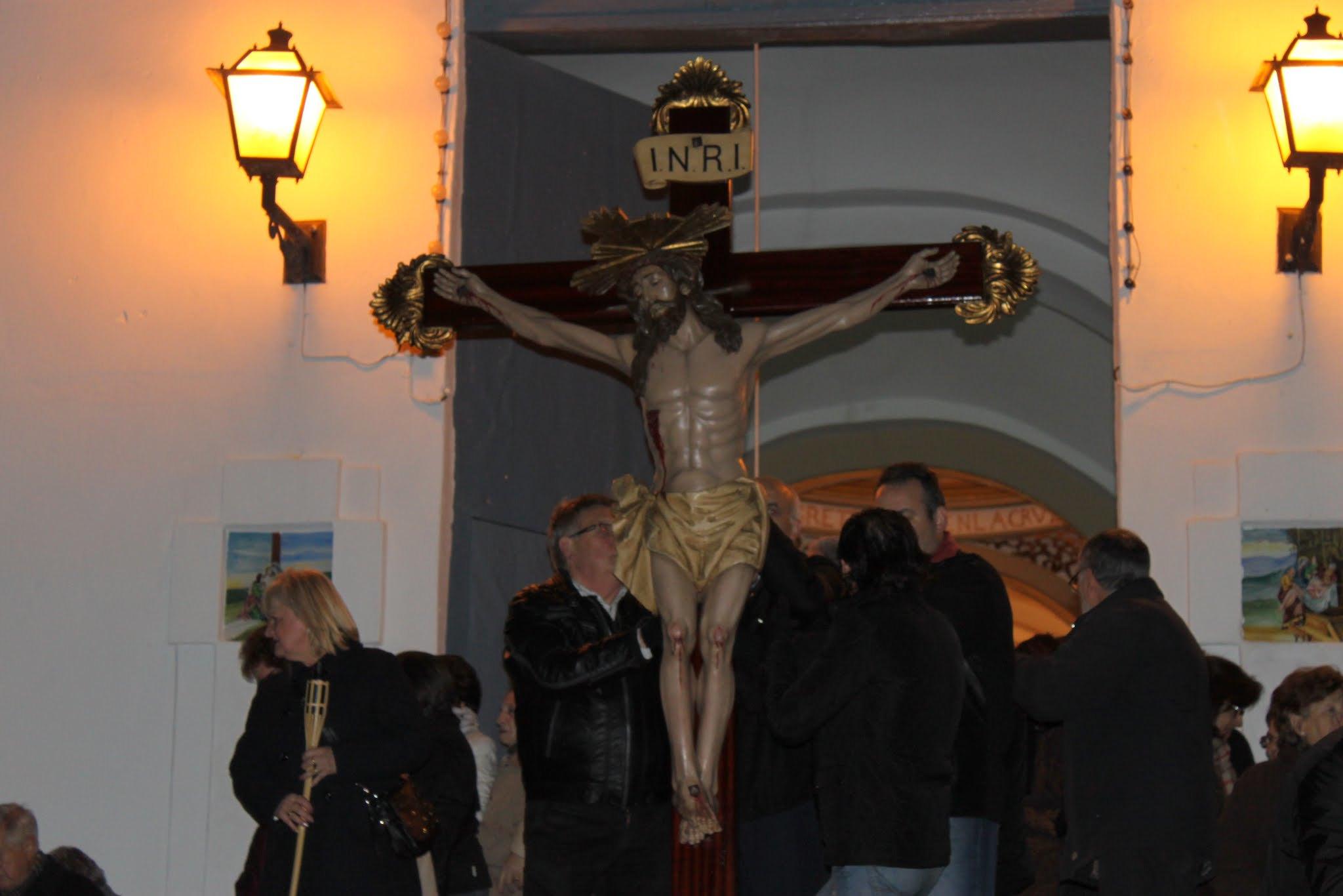 (2013-03-22) - IV Vía Crucis nocturno - Javier Romero Ripoll (14)