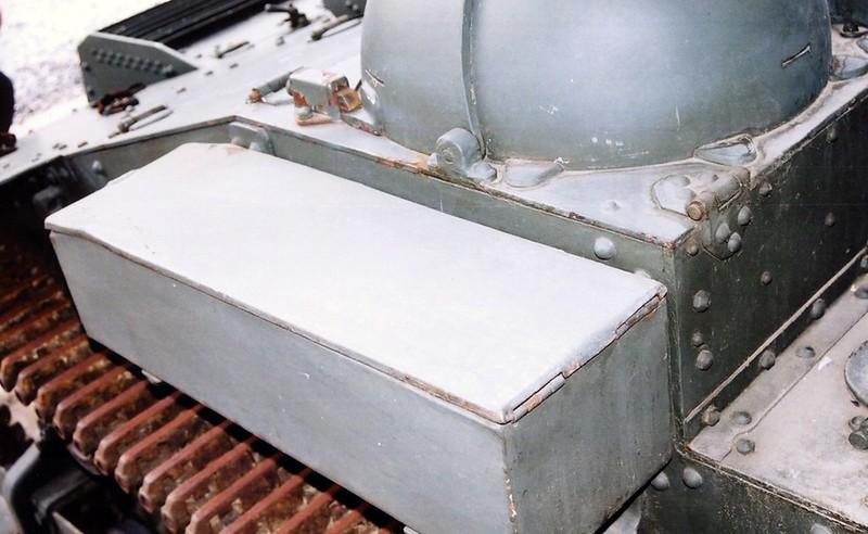ルノー UE Tankette9