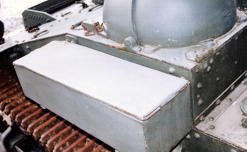 Renault UE Tankette 9