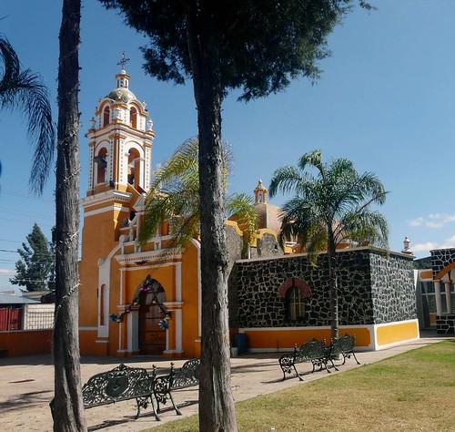 O12 Iglesia de San Francisco Acatepec