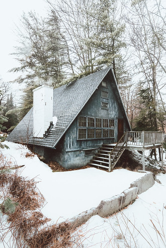 winter nature landscape outdoors cabin newengland newhampshire adventure aframe whitemountainnationalforest