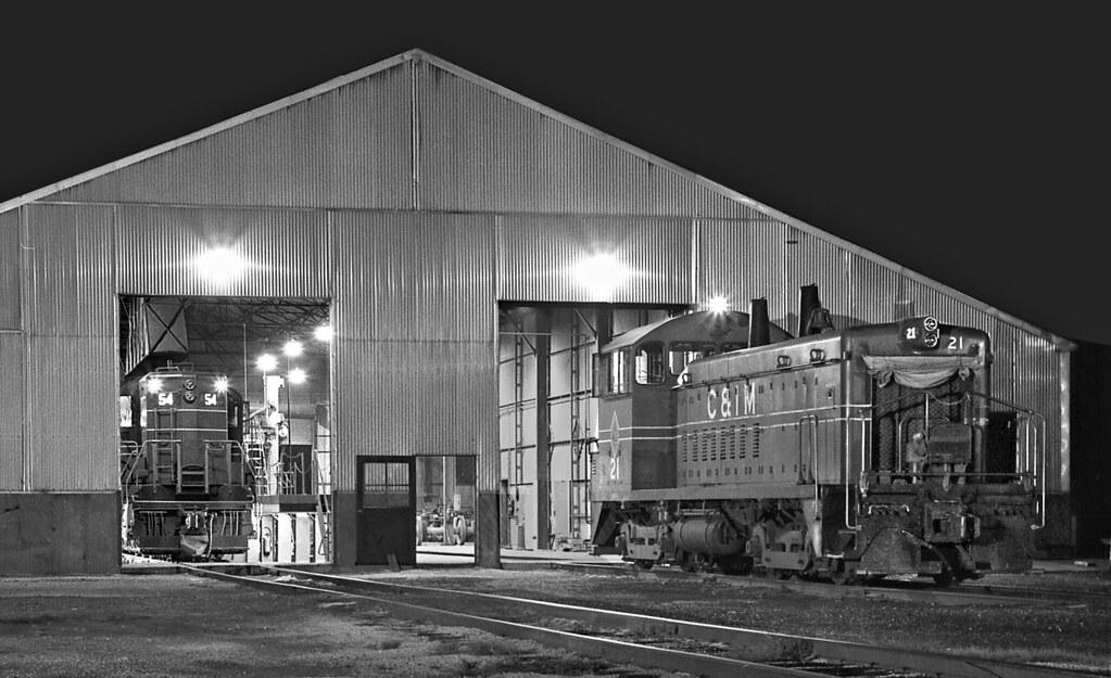 CIM, Springfield, Illinois, 1959