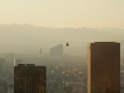 Ciudad Mexico - vanaf Torre Latinoamericana - 2