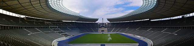 328  Olympiastadium Berlino 1 maggio 2014
