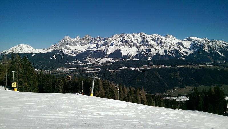 Hochwurzen / Dachstein