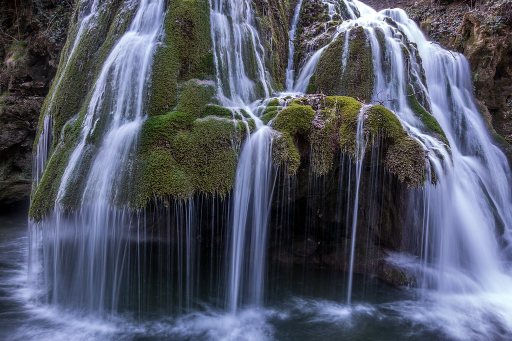 Bigar Cascade Falls Romania, Sony RX100 IV | Seen a lot of w