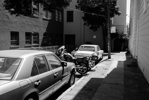 San Francisco: alley
