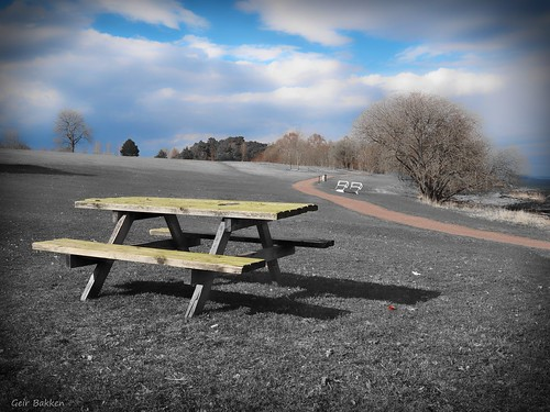 art strange beautiful norway bench landscape norge nice olympus unreal omd artisitc niceview horten vestfold m43 yabbadabbadoo em5 on1photo