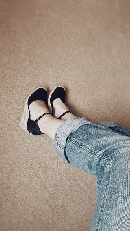 HM Spring Shoes - Wedge Heel Sandals