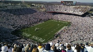 Michigan @ Penn State football. | by ewg4xuva