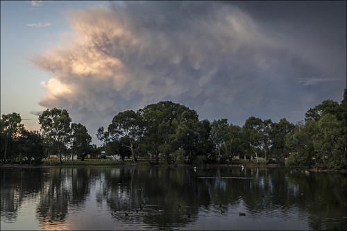 trees light sunset sky lake water weather clouds landscape twilight scenery dusk sony scenic australia wideangle alpha za westernaustralia carlzeiss a99 tomatolake kewdale sal1635z variosonnar163528za variosonnart281635 slta99 stevekphotography