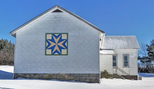 Richland Grange Barn Quilt