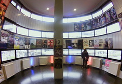 IFFR Poster-room at De Doelen