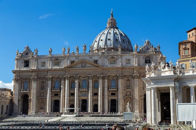 Petersdom, Vatikan