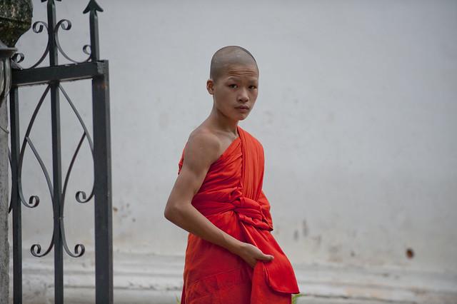 LAO198 Luangprabang 139 - Laos