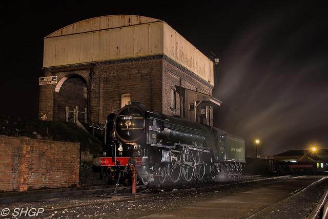 LNER Peppercorn Class No.60163 'Tornado', Didcot Railway Centre