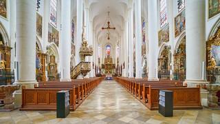 Sankt Jakob Straubing, ZEISS Batis 2.8/18 @ f/2.8 - Handheld - DSC00260 | by H.Hackbarth