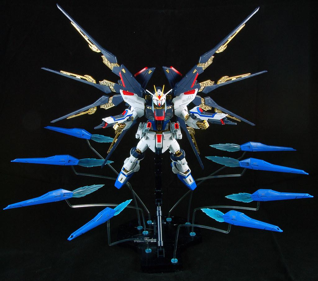 15+ Mg Strike Freedom Gundam Image Download 3