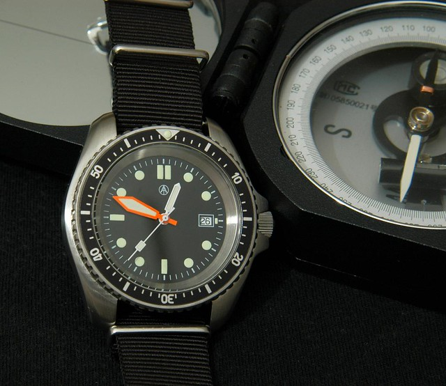 Mil Style Diver