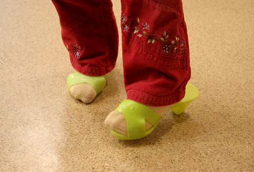 Small attendee with cute shoes.jpg | by fooassociates