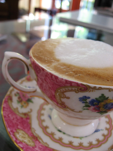 afternoon cappuccino | by miss  karen