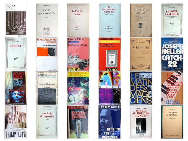 Desert Island Collection - Top 24 - Books