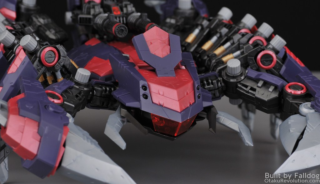 HMM Zoids - Death Stinger Review 15