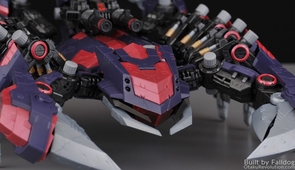 HMM Zoids - Death Stinger Review 16